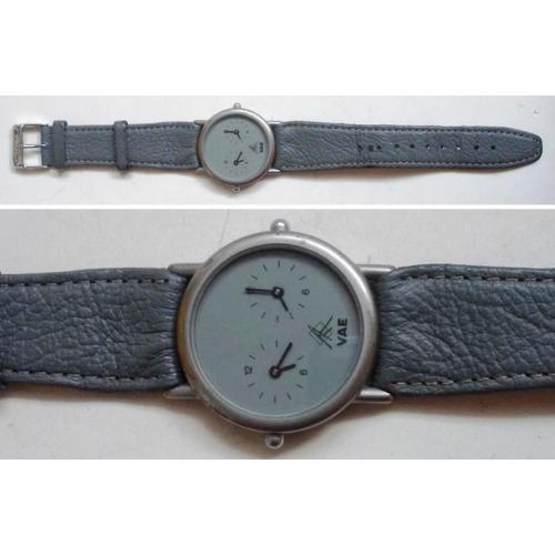ceas unisex slim fashion VAE, dual time, functional